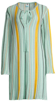 M Missoni Abito Stripe Tunic Dress