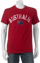 "Big & Tall ""Australia"" Tee"