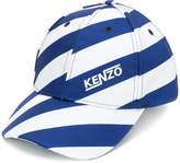 Kenzo Hyper striped baseball hat
