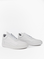 Filling Pieces White Low Top Ghost Sneakers