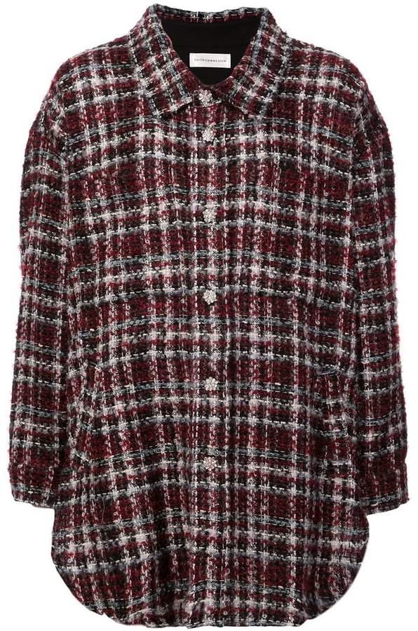 Faith Connexion classic check shirt