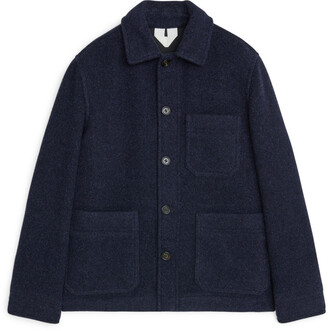 Arket Wool Workwear Jacket