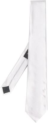 Ermenegildo Zegna Silk Plain Tie