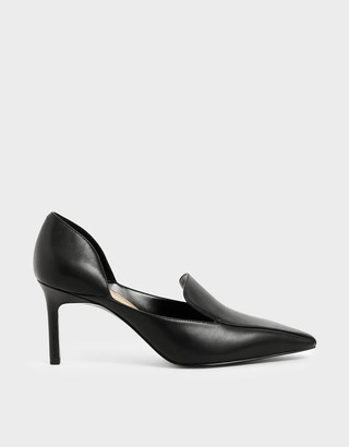 Charles & KeithCharles & Keith D'Orsay Loafer Court Shoes