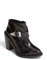 Topshop 'Aleta' Monk Strap Boot