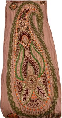 Liberty of London Designs Multicolour Silk Scarves