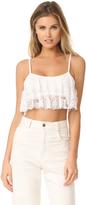 Love Sadie Lace Crop Top