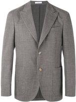 Boglioli two-button blazer - men - Silk/Linen/Flax/Acetate/Wool - 48