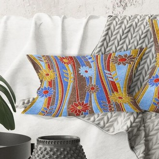 East Urban Home Pattern III Lumbar Pillow