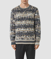 AllSaints Landry Crew Sweater