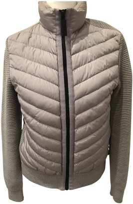 Canada Goose Grey Wool Jackets