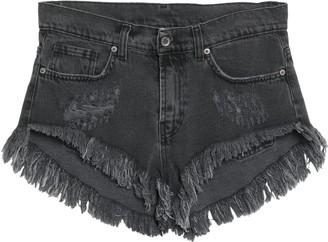 SOUVENIR Denim shorts