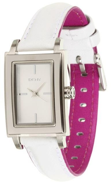 DKNY NY8773 (White Leather) - Jewelry