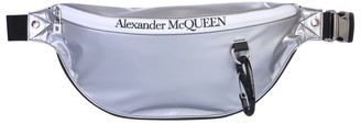 Alexander McQueen Logo Harness Belt Bag