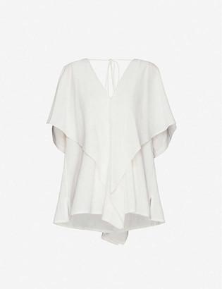 UMA WANG Troy cotton top