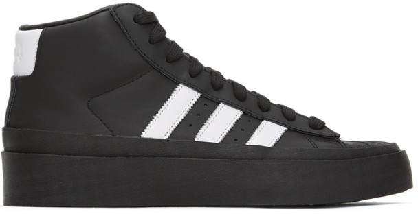 Adidas Mens High Top Sneaker Shoes