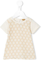 Gold - Terri T-shirt - kids - Cotton/Polyurethane/Rayon - 3 mth
