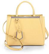 Fendi 2Jours Vernice Petite Shopper