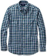 Slim Fit Green Multi Check Shirt