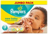 Pampers New Baby Size 3 Midi 4-7kg