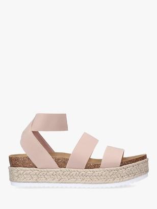 Steve Madden Kimmie Jute Flatform Sandals