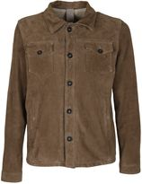 Orciani Classic Leather Jacket