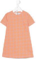 Marni checked dress - kids - Cotton - 4 yrs