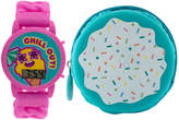 FASHION WATCHES Girls Multicolor Strap Watch-Gengt034