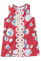 Mud Pie Embroidered Floral Dress