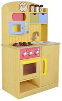 Teamson Kids Little Chef BurlyWood Kitchen & Accessories
