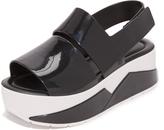 Melissa Sportech Platform Sandals