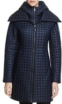 Dawn Levy Gwen Dot Quilt Coat