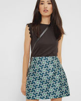Ted Baker Kaleidoscope Swallow Aline skirt