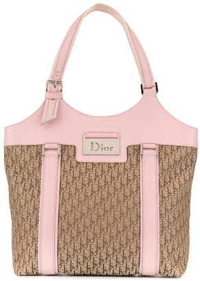 Christian Dior pre-owned Street Chic tote