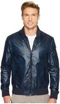 Calvin Klein Jeans Nylon Bomber Jacket Men's Coat