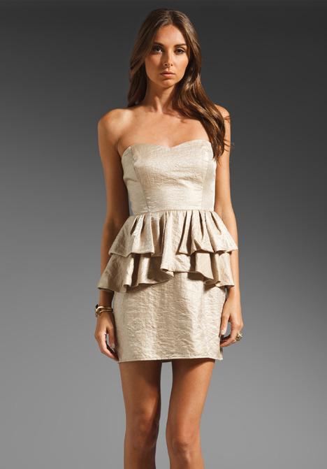 Keepsake Forget Me Never Dress
