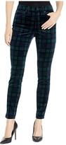 Vineyard Vines Blackwatch Velveteen Five-Pocket (Jet Black) Women's Casual Pants