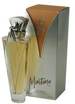 Montana Just Me Perfume by for Women. Eau De Toilette Spray 1.7 Oz / 50 Ml.