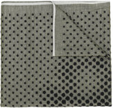 Hydrogen spotty scarf - men - Silk/Polyamide/Viscose/Wool - One Size