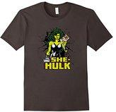 Marvel She-Hulk Comic Graphic T-Shirt