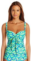 CoCo Reef Women's Five Way Convertible Underwire Tankini