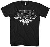 FEA Men's Danzig Skull and Logo Regular T-Shirt