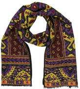 Etro Abstract Printed Scarf