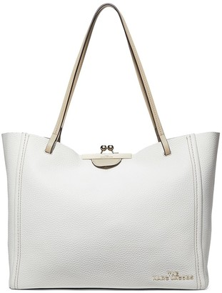 Marc Jacobs The Kiss Lock colour-block tote bag