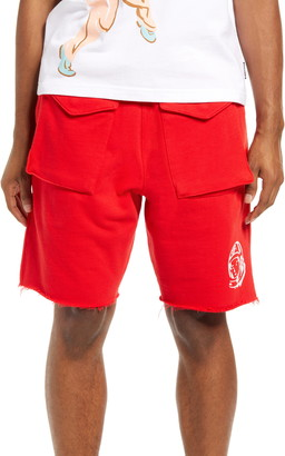 Billionaire Boys Club Solar Drawstring Cargo Shorts