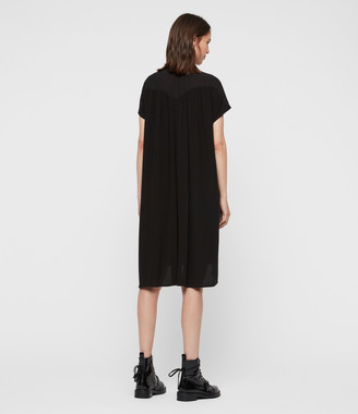 AllSaints Willow Dress