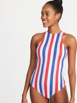Old Navy Tie-Neck Swimsuit for Women