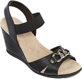 ST. JOHN'S BAY St. Johns Bay Leanne Womens Wedge