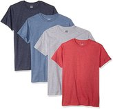 Gildan Men's 4-Pack Crew Neck T-Shirt