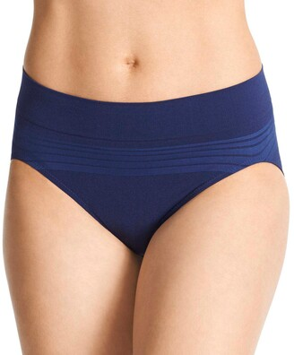Warner's Warners Women's No Pinching No Problems Seamless Hi Cut Panty